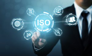 Biotechnology international standards - Concept of ISO standards quality control assurance warranty business technology